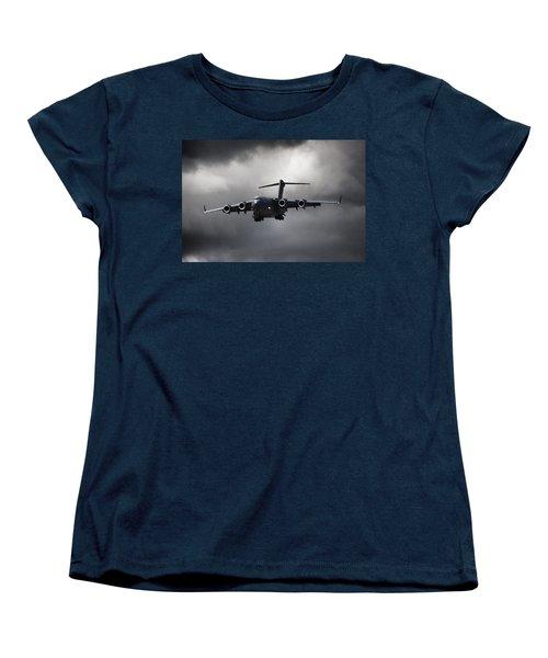 Final Approach Women's T-Shirt (Standard Cut) by Paul Job