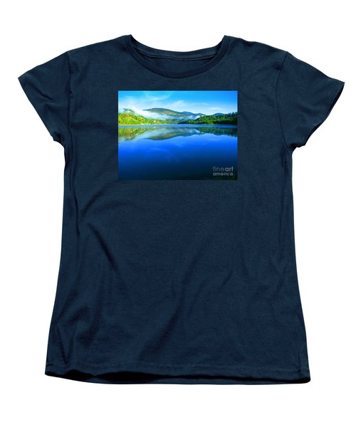 Fishing Spot 5 Women's T-Shirt (Standard Cut) by Greg Patzer