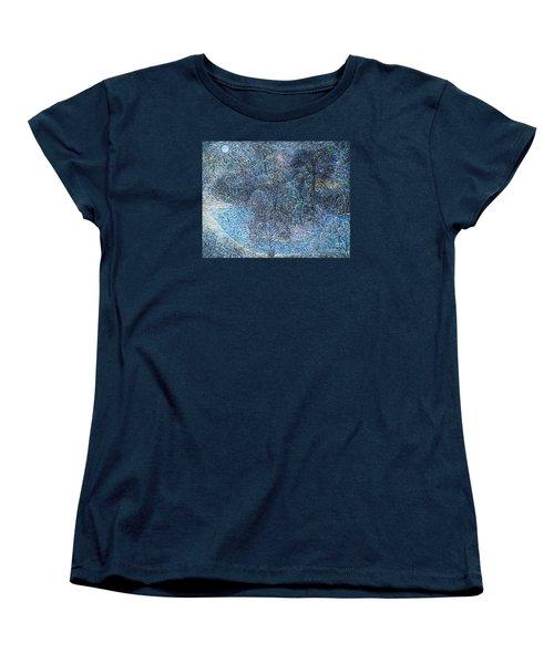 Florida Women's T-Shirt (Standard Cut) by Anna Yurasovsky