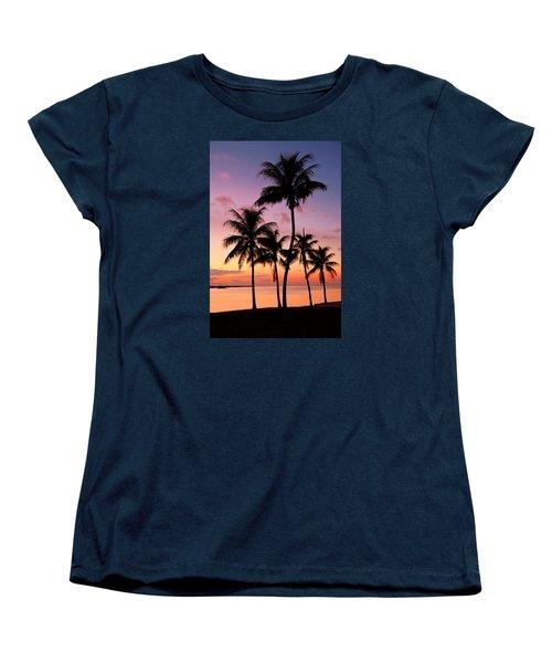 Florida Breeze Women's T-Shirt (Standard Cut) by Chad Dutson