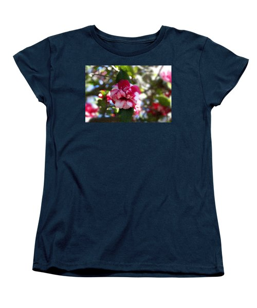 Flower Women's T-Shirt (Standard Cut) by Bill Howard