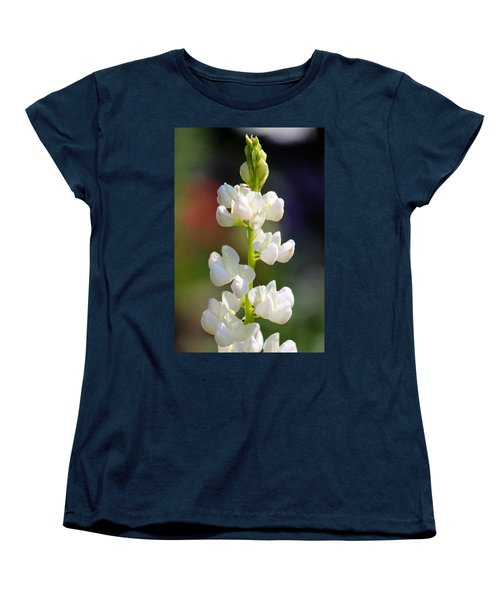 Flower Women's T-Shirt (Standard Cut) by Tiffany Erdman