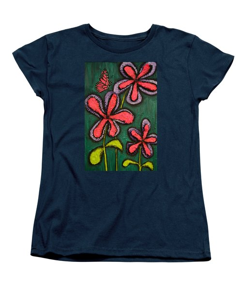 Flowers 4 Sydney Women's T-Shirt (Standard Cut) by Shawn Marlow