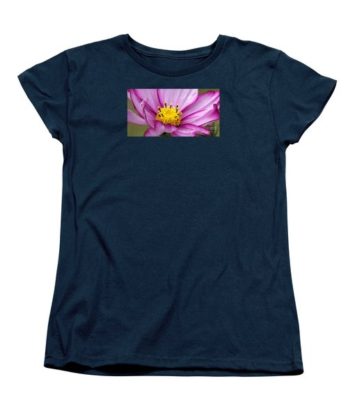 Flowers For The Wall Women's T-Shirt (Standard Cut) by Eunice Miller