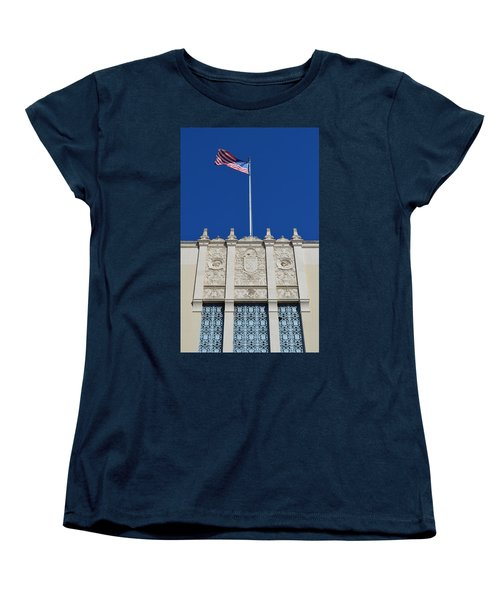 Flying High  Women's T-Shirt (Standard Cut) by Shawn Marlow