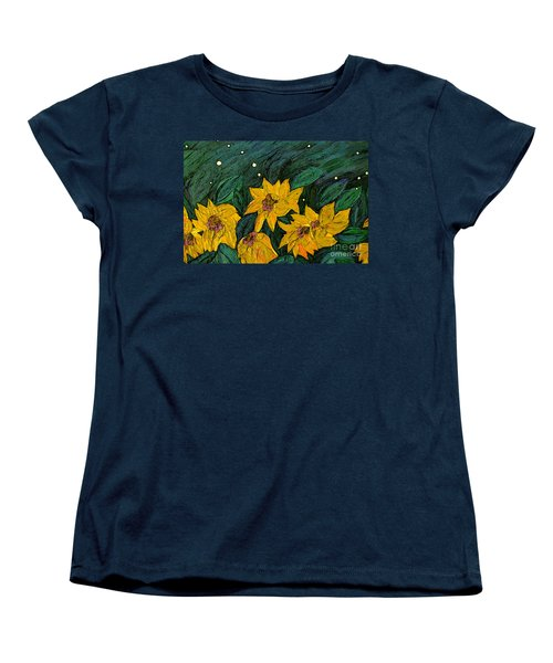 For Vincent By Jrr Women's T-Shirt (Standard Cut) by First Star Art