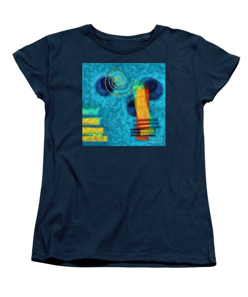 Formes 02b Women's T-Shirt (Standard Cut) by Variance Collections