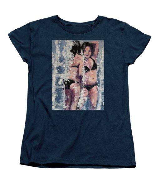Fountain Fun Women's T-Shirt (Standard Cut)