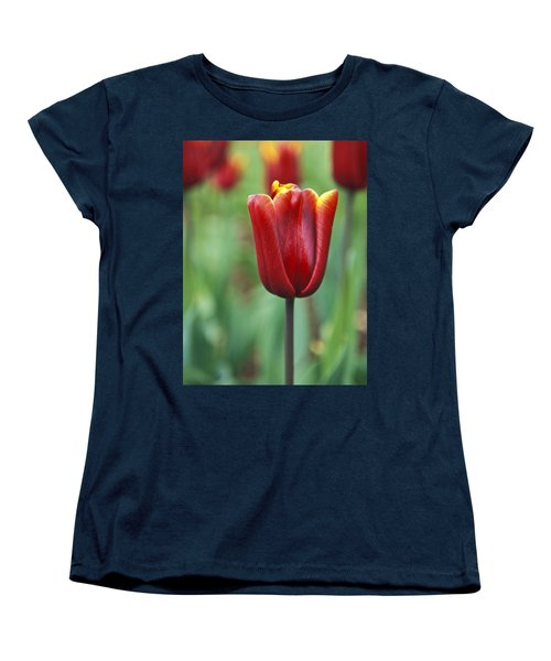 Women's T-Shirt (Standard Cut) featuring the photograph Freshness  by Lana Enderle