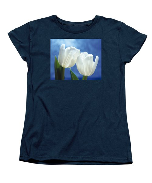 Women's T-Shirt (Standard Cut) featuring the photograph Friendship by Lana Enderle