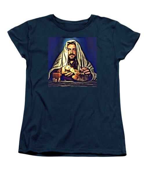 Full Of Love Women's T-Shirt (Standard Cut)