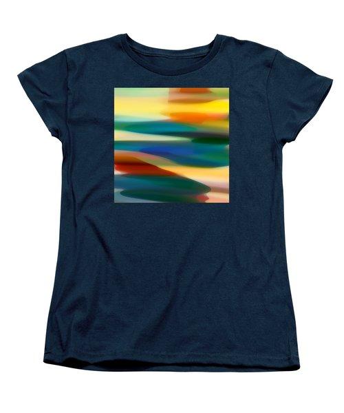Fury Seascape 5 Women's T-Shirt (Standard Fit)