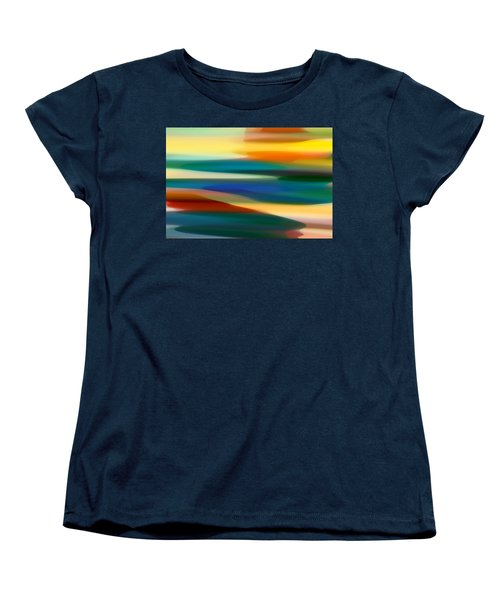 Fury Seascape 7 Women's T-Shirt (Standard Fit)