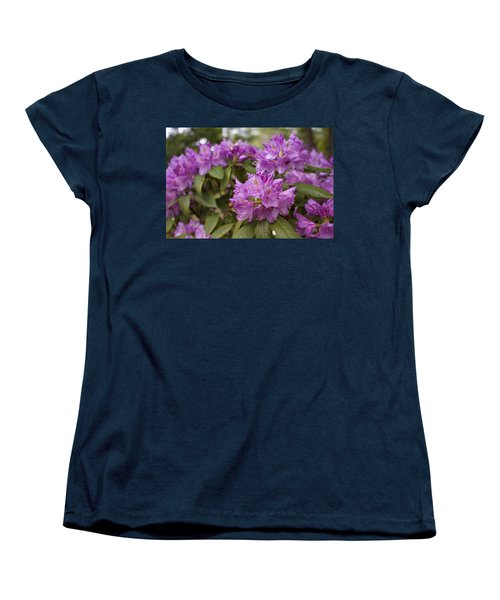 Women's T-Shirt (Standard Cut) featuring the photograph Garden's Welcome by Miguel Winterpacht