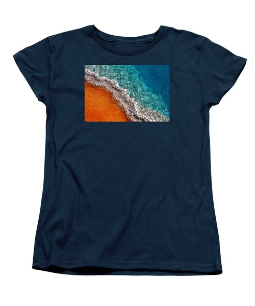 Geothermic Layers Women's T-Shirt (Standard Fit)