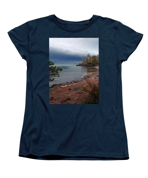 Get Lost In Paradise Women's T-Shirt (Standard Cut) by James Peterson