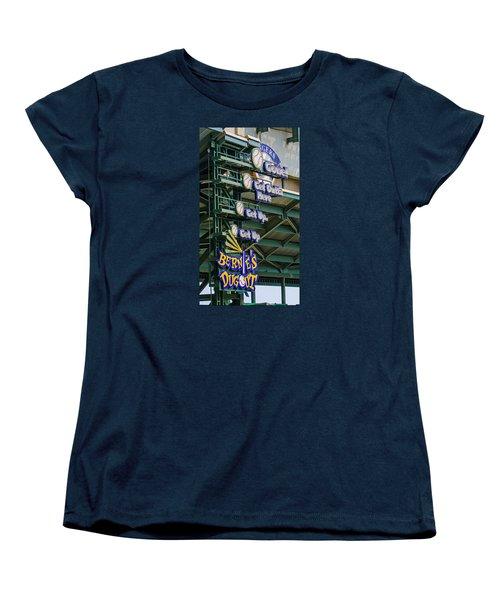 Get Outta Here   Women's T-Shirt (Standard Cut) by Susan  McMenamin