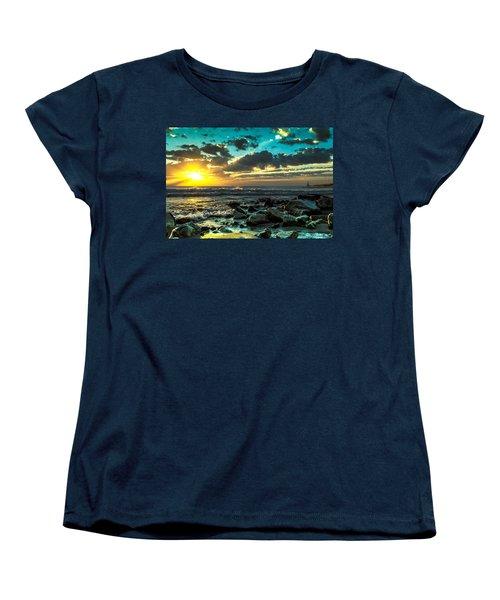 Glory Women's T-Shirt (Standard Cut) by James  Meyer