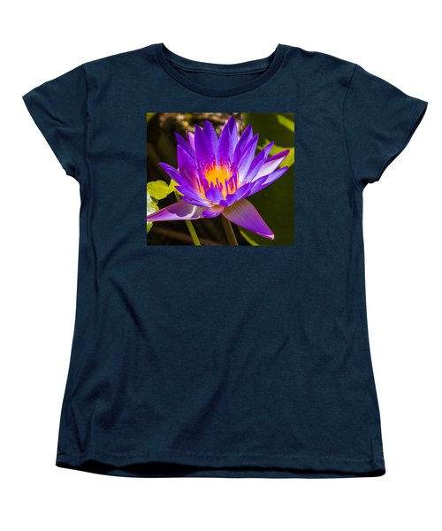Glowing From Within Women's T-Shirt (Standard Cut) by Jane Luxton