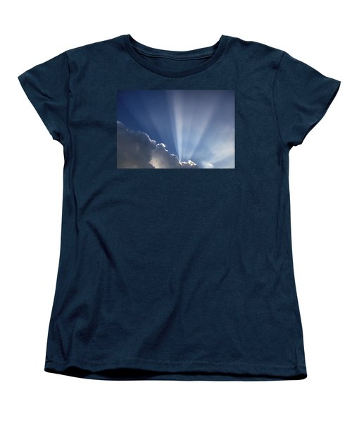 God Rays Women's T-Shirt (Standard Cut)