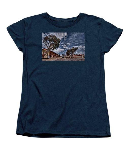 Women's T-Shirt (Standard Cut) featuring the photograph Going To Jerusalem by Ron Shoshani