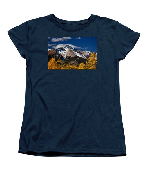 Golden Afternoon Women's T-Shirt (Standard Cut)