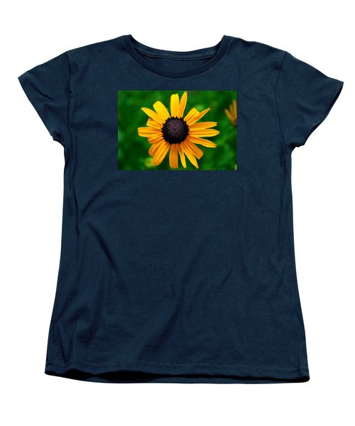 Golden Flower Women's T-Shirt (Standard Cut) by Matt Harang