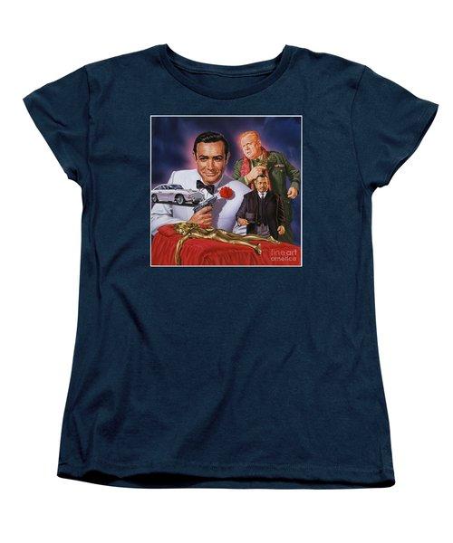 Goldfinger Women's T-Shirt (Standard Cut)