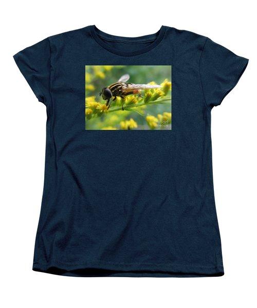 Good Guy Hoverfly  Women's T-Shirt (Standard Cut) by Martin Howard