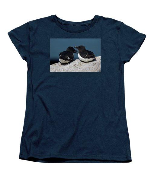 Gossip Mongers Women's T-Shirt (Standard Cut) by Brent L Ander