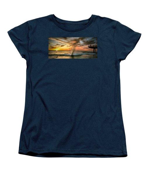 Gotcha Women's T-Shirt (Standard Cut) by Kym Clarke