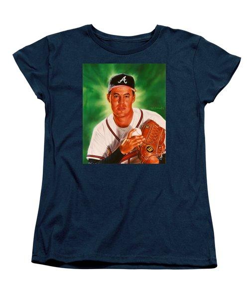 Greg Maddux Women's T-Shirt (Standard Cut)