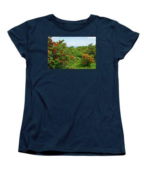 Gregory Bald Women's T-Shirt (Standard Cut) by Melinda Fawver