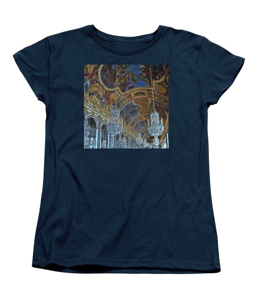 Hall Of Mirrors - Versaille Women's T-Shirt (Standard Cut)