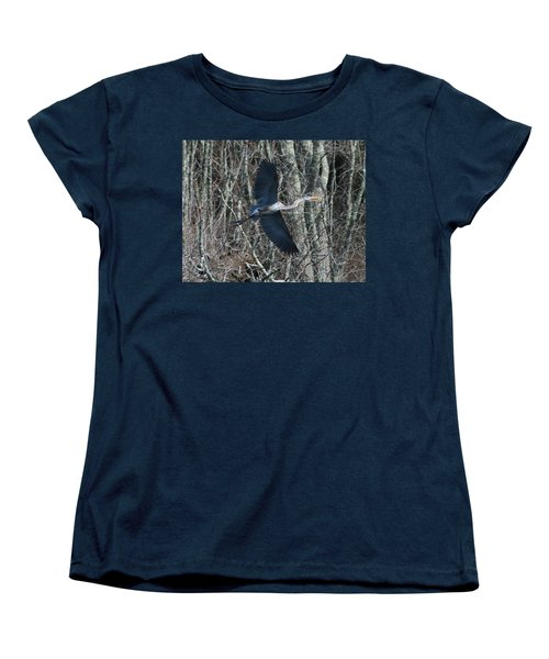 Women's T-Shirt (Standard Cut) featuring the photograph Hallelujah by Neal Eslinger