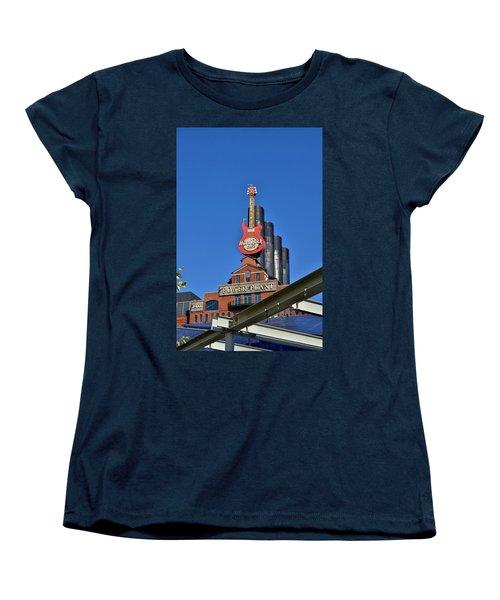 Hard Rock Cafe - Baltimore Women's T-Shirt (Standard Cut)