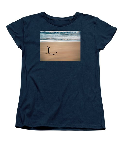 Women's T-Shirt (Standard Cut) featuring the photograph Harmony  by Micki Findlay