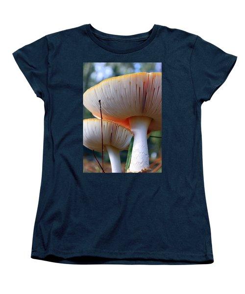 Hats On Women's T-Shirt (Standard Cut)