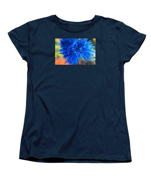 Women's T-Shirt (Standard Cut) featuring the photograph Healing Of A Flower by Sherri  Of Palm Springs