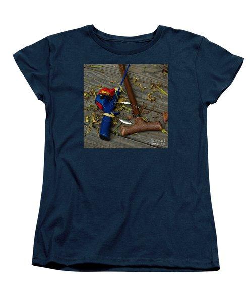 Women's T-Shirt (Standard Cut) featuring the photograph Heart Strings by Peter Piatt