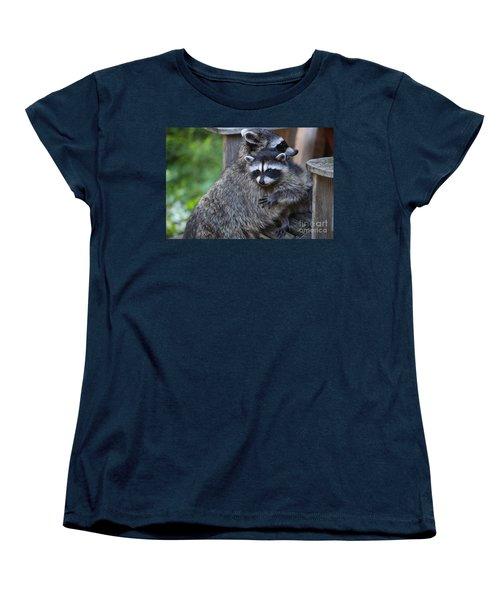 Help Me Mommy Women's T-Shirt (Standard Cut) by Kym Backland
