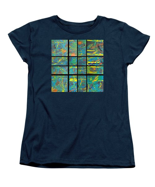 Women's T-Shirt (Standard Cut) featuring the photograph Herbal Thoughts Part Two by Sir Josef - Social Critic - ART