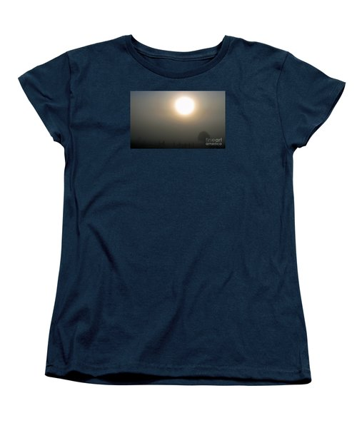 Here Comes The Sun  Women's T-Shirt (Standard Cut) by Juls Adams