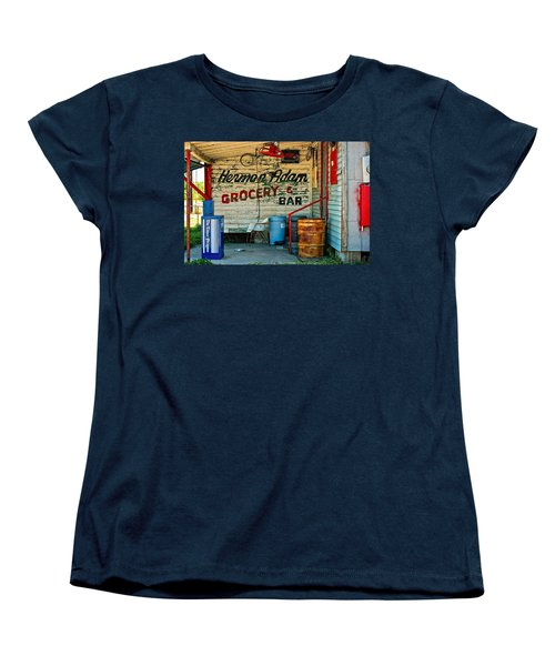Herman Had It All Women's T-Shirt (Standard Cut) by Steve Harrington