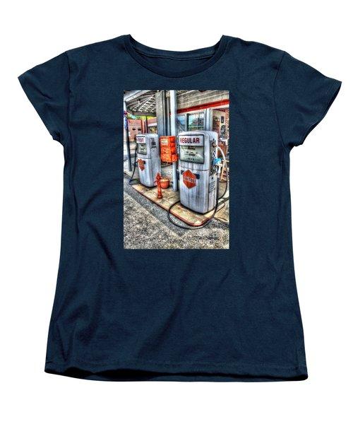 Hi Test And Regular Women's T-Shirt (Standard Cut) by Dan Stone
