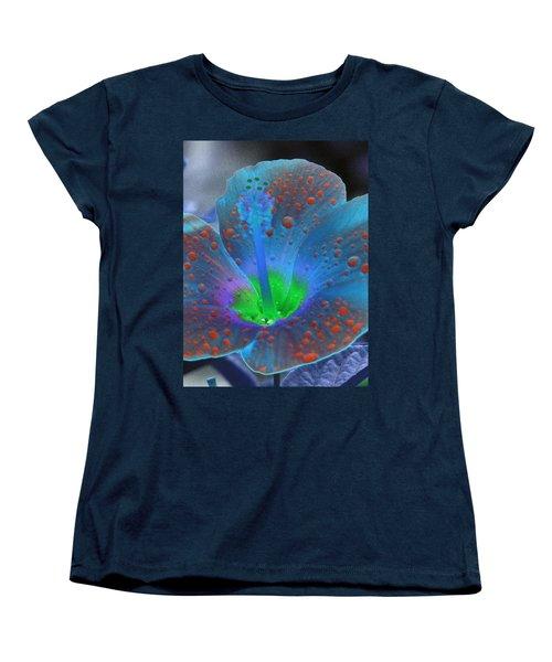 Hibiscus - After The Rain - Photopower 775 Women's T-Shirt (Standard Cut)