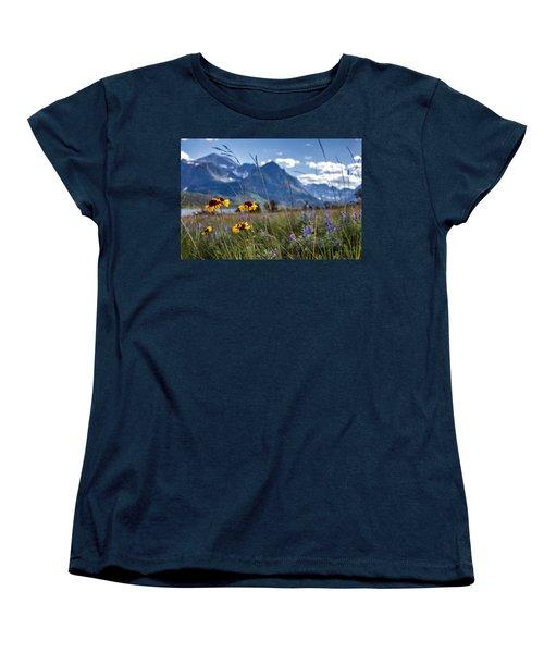 High Plains Women's T-Shirt (Standard Cut) by Aaron Aldrich