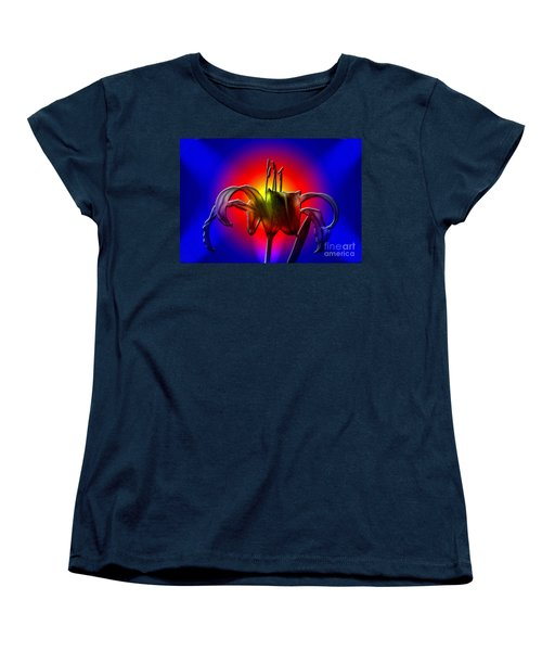 Highlight Of The Day Women's T-Shirt (Standard Cut) by Sue Stefanowicz