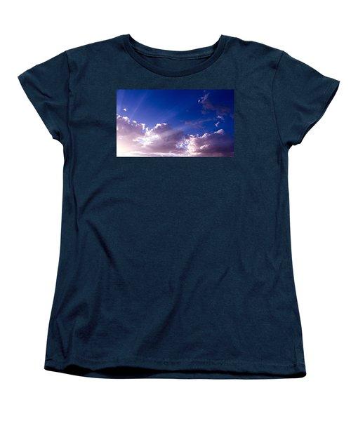 His Glory Women's T-Shirt (Standard Cut) by Kume Bryant