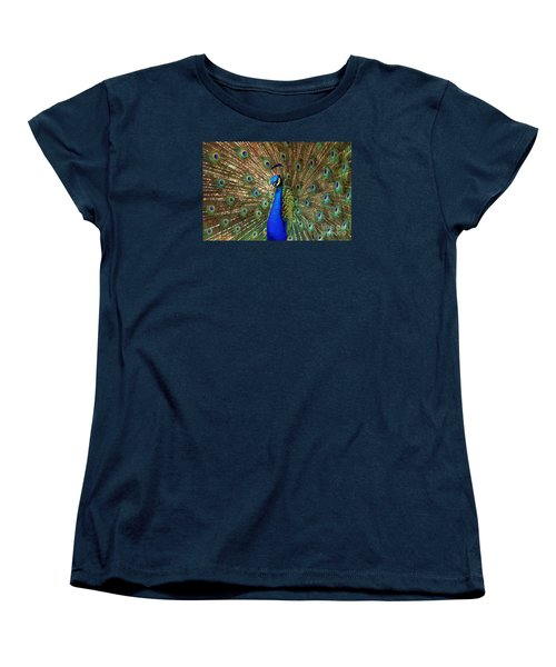 Women's T-Shirt (Standard Cut) featuring the photograph His Majesty by Geraldine DeBoer